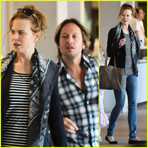 Nicole Kidman & Keith Urban: Opera House with Sunday!