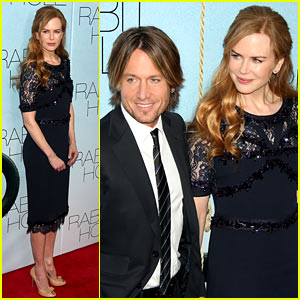 Nicole Kidman: 'Rabbit Hole' Premiere with Keith Urban!