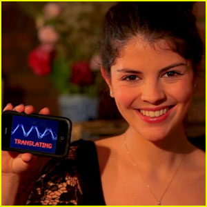 Nikki Yanofsky Scats On Her Own App!