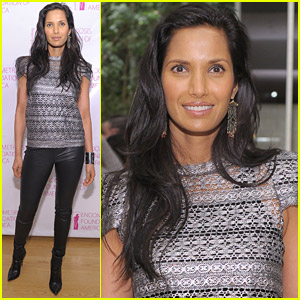 Padma Lakshmi Supports The Endometriosis Foundation of America