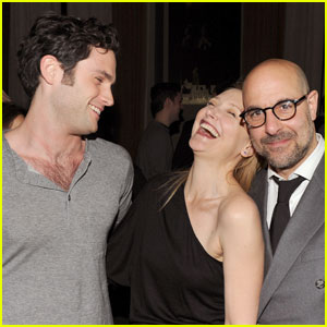 Penn Badgley: It's 'Time' for 'Cairo'!