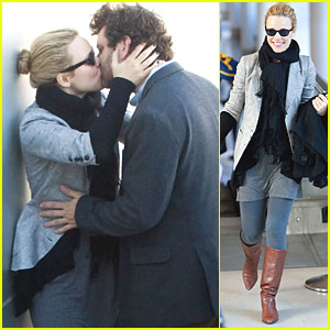 Rachel McAdams &#038; Michael Sheen: Kiss Kiss!