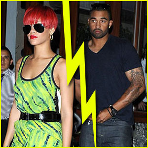 Rihanna &#038; Matt Kemp Split