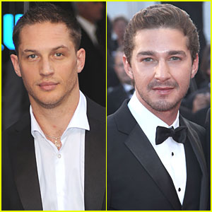 Tom Hardy & Shia LaBeouf Team Up for 'Wettest County'?