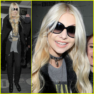 Taylor Momsen: 'Gossip Girl' Diva Rumors Are 'B.S.'