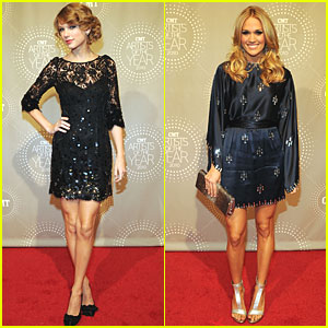 Taylor Swift & Carrie Underwood: CMA Artists of the Year!