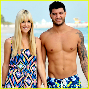 Tinsley Mortimer & Brian Mazza: Miami Beach Stroll