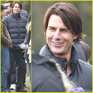 Tom Cruise: Burnaby with Bryan Burk!