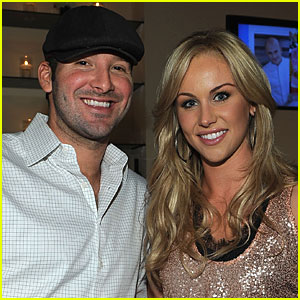 Tony Romo: Engaged to Candice Crawford!
