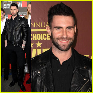 Adam Levine: Critics Choice Awards Was 'Amazing'