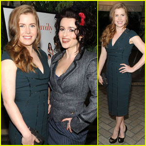 Amy Adams: AFI Awards with Helena Bonham Carter