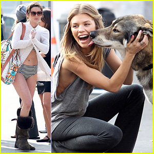 AnnaLynne McCord: Dog Days of '90210'