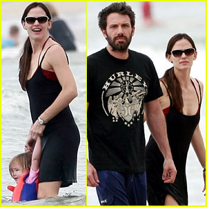 Ben Affleck & Jennifer Garner: Hawaiian Holiday!