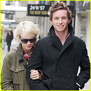 Carey Mulligan & Eddie Redmayne: Dating?
