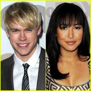 Who is dating on glee