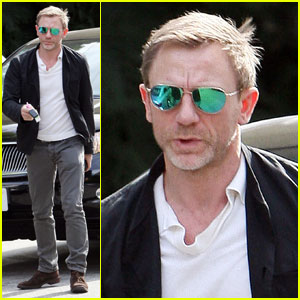 Daniel Craig: Bond Returns!