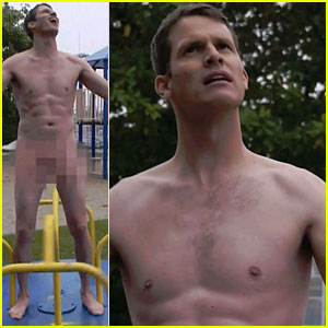 Daniel Tosh goes naked on a merry-go-round for the third season premiere of ...