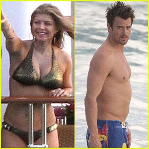 Fergie: Bikini Bod in St. Barts!