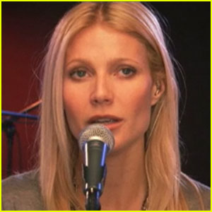 Gwyneth Paltrow: Music Will 'Definitely' Be in My Future