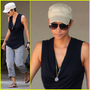Halle Berry: Headed to the Oscars!