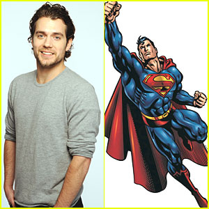 Henry Cavill: Superman in Zack Snyder Reboot!