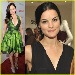 Jaimie Alexander Enjoys 'A Night of Red Carpet Style'