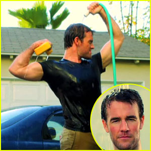 James Van Der Beek: DILF Khakis -- Funny or Die Video!