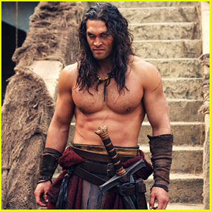 Jason Momoa: 'Conan' in Theaters this Summer!