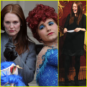 Julianne Moore: Hasty Pudding Club's Woman of the Year!