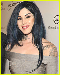 Kat Von D: The Happiest Girl on the Planet