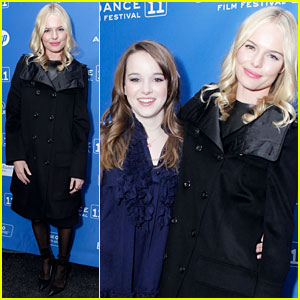 Kate Bosworth Little Birds Premiere With Kay Panabaker