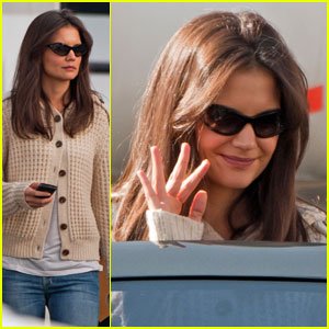 Katie Holmes: 'Son of No One' Will Close Sundance