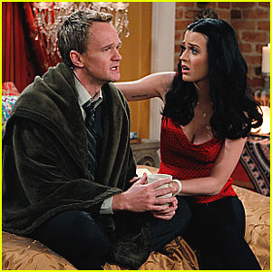 Katy Perry on 'How I Met Your Mother' - FIRST LOOK