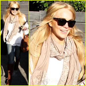 Lindsay Lohan: Jewelry Line with Pascal Mouawad?