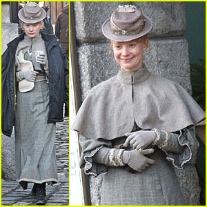 Mia Wasikowska &#038; Glenn Close: Dublin Duo