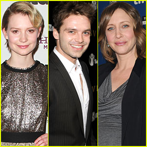 Mia Wasikowska & Sebastian Stan: 'View from the Bridge'!