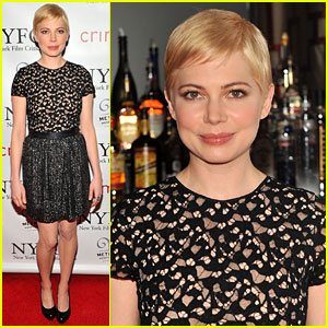 Michelle Williams: New York Film Critic's Circle Awards!
