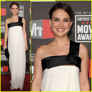 Natalie Portman: Critics' Choice Awards 2011!