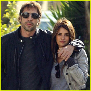 Penelope Cruz & Javier Bardem Welcome Baby Boy