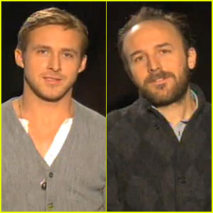 Ryan Gosling & Derek Cianfrance: 'We Look Suspiciously Alike!'