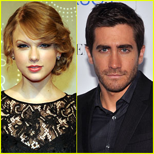 jake gyllenhaal and taylor swift kissing - photo #18
