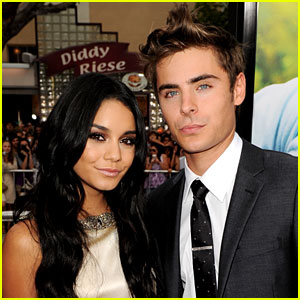 Zac Efron & Vanessa Hudgens: Dancing the Night Away!
