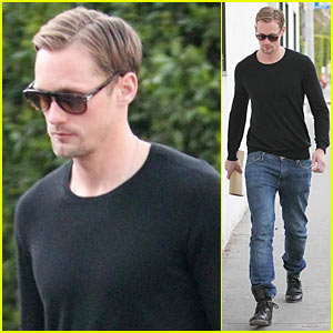 Alexander Skarsgard: Flip the Script