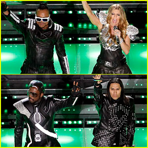 Black Eyed Peas: Super Bowl Halftime Show!