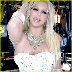 Britney Spears: 'How I Roll' Teaser!