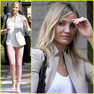 Cameron Diaz: Kid's Choice Awards Nominee!
