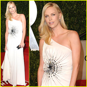 Charlize Theron - Vanity Fair Oscar Party