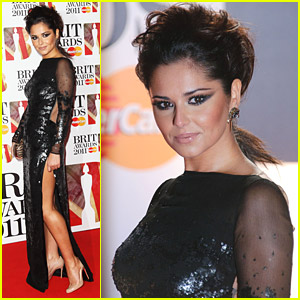 Cheryl Cole: Brit Awards 2011