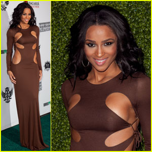 Ciara: Racy Concert Cut Outs!