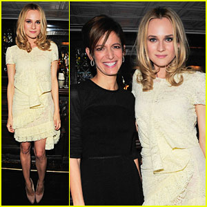 Diane Kruger: 'Glamour' Cover Celebration!